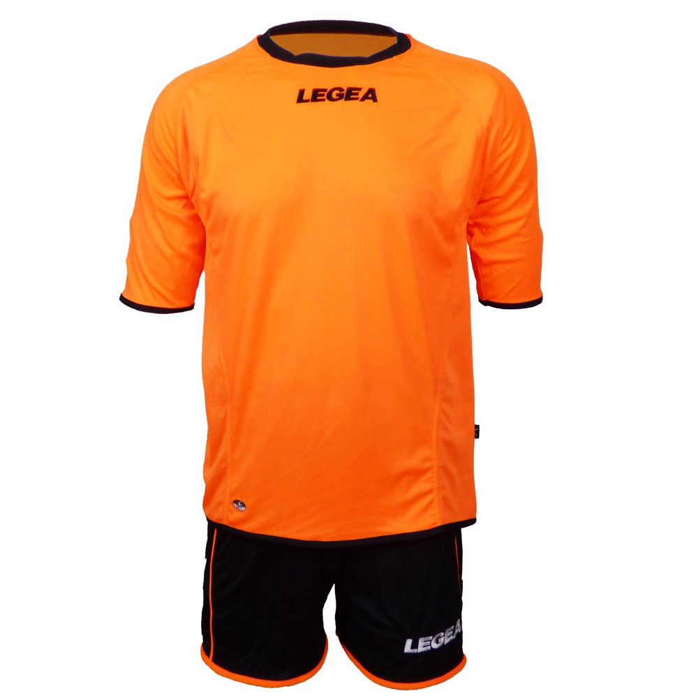 Fotbalový dres komplet LEGEA Cartagena oranžový