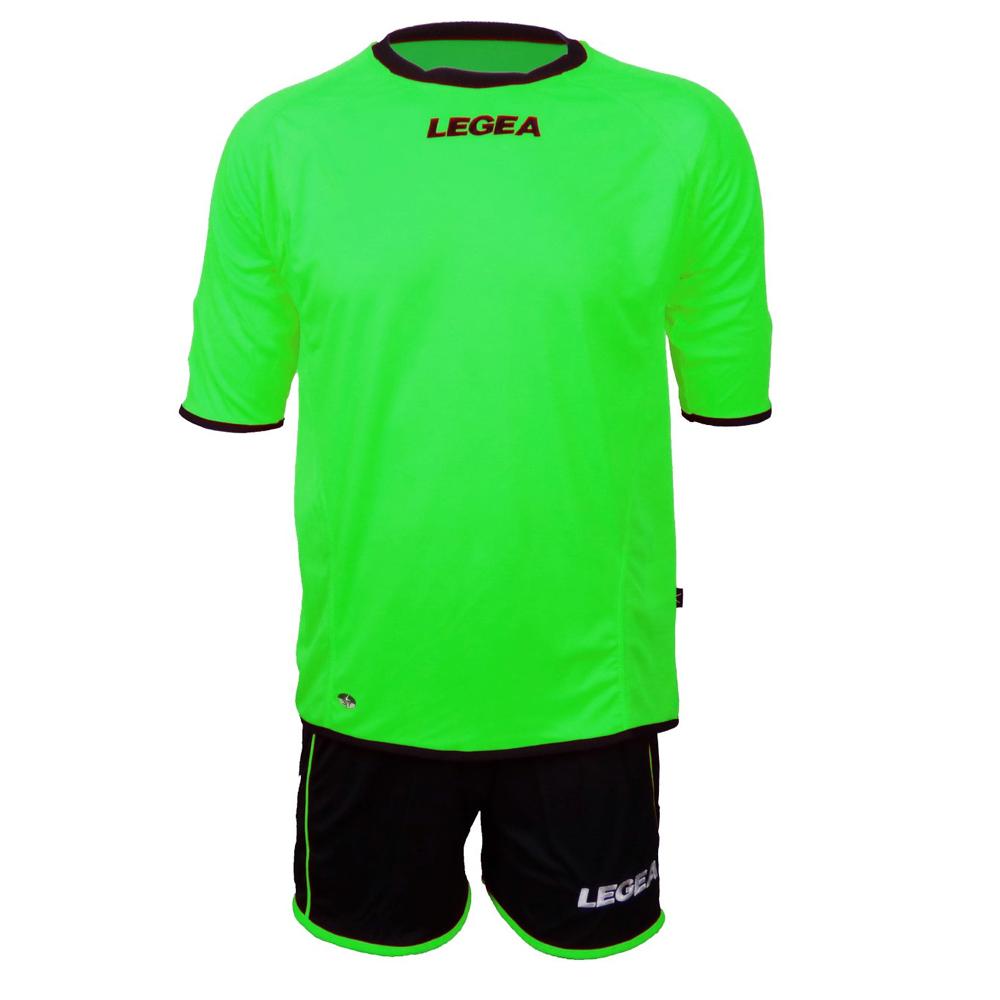 Fotbalový dres komplet LEGEA Cartagena zelený