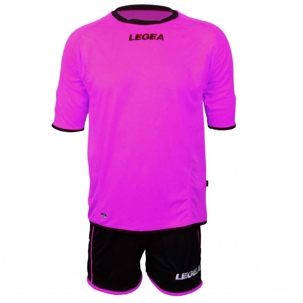 Fotbalový dres komplet LEGEA Cartagena fialový