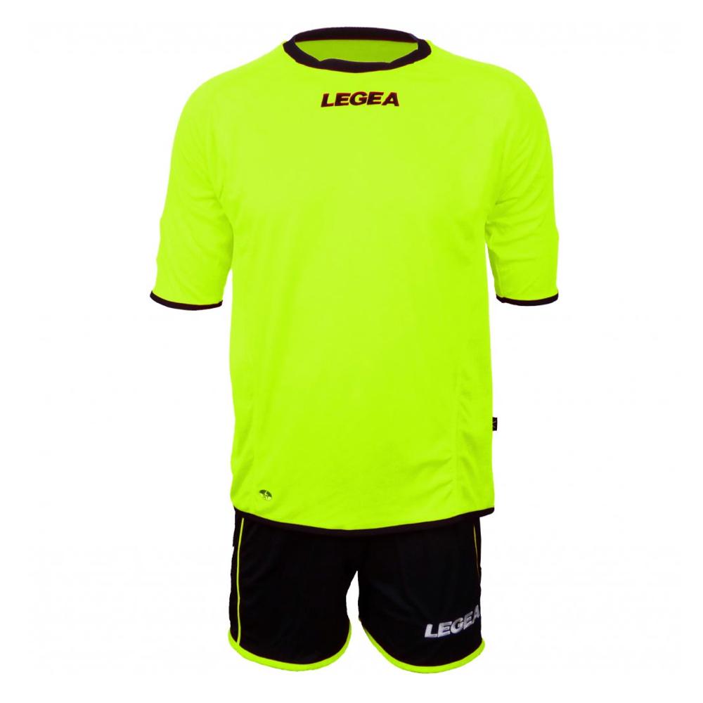 Fotbalový dres komplet LEGEA Cartagena žlutý