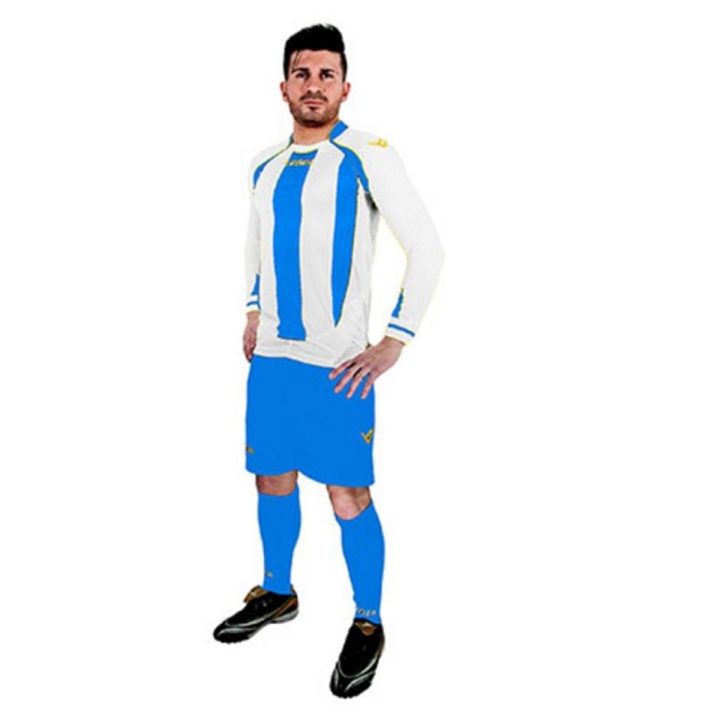 Fotbalový dres komplet LEGEA Dresda modrý