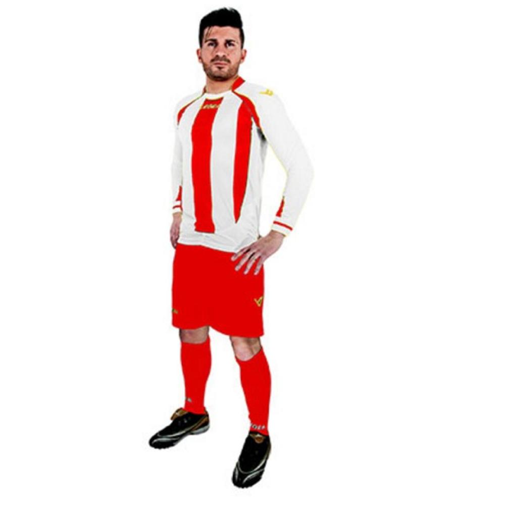 Fotbalový dres komplet LEGEA Dresda červený