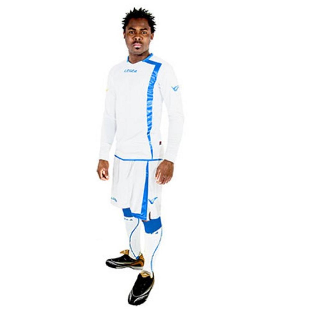 Fotbalový dres komplet LEGEA Delvin bílý