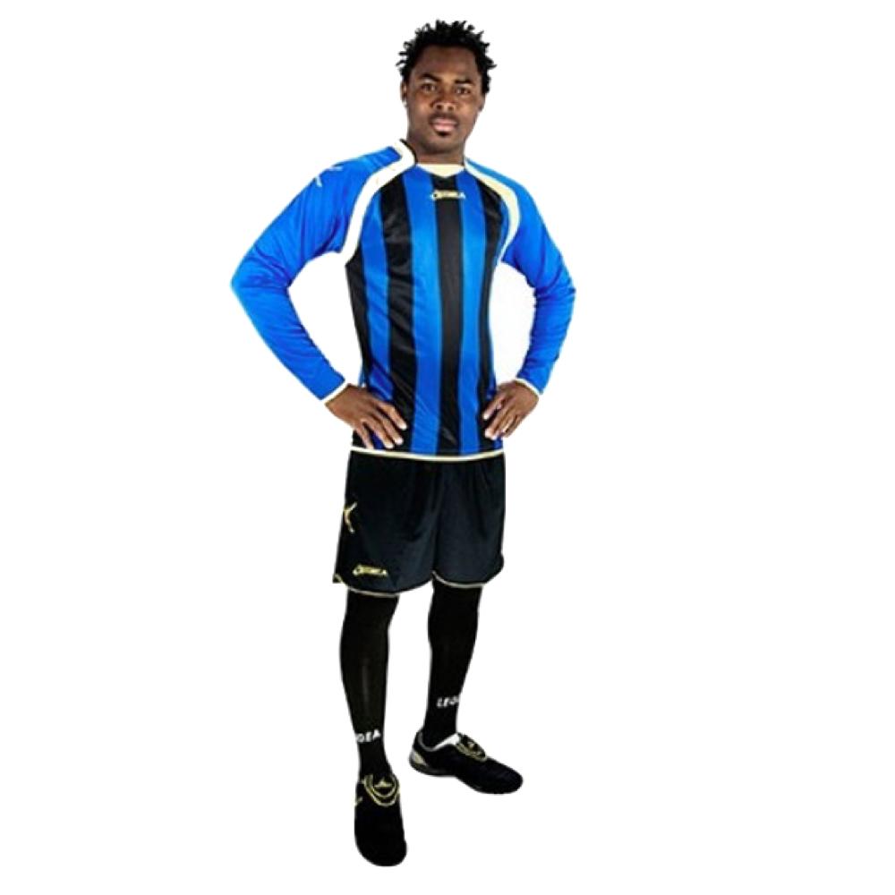 Fotbalový dres komplet LEGEA Riad modrý