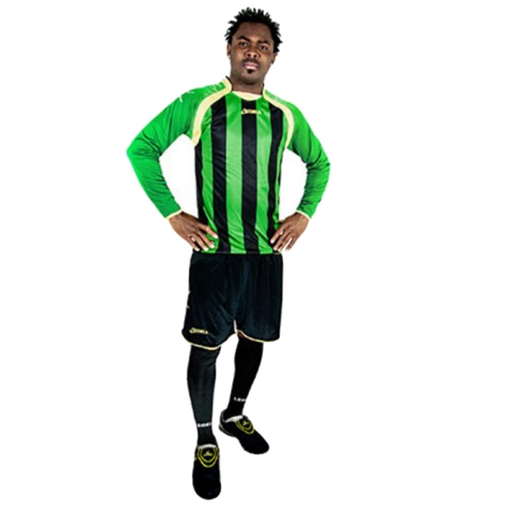 Fotbalový dres komplet LEGEA Riad zelený
