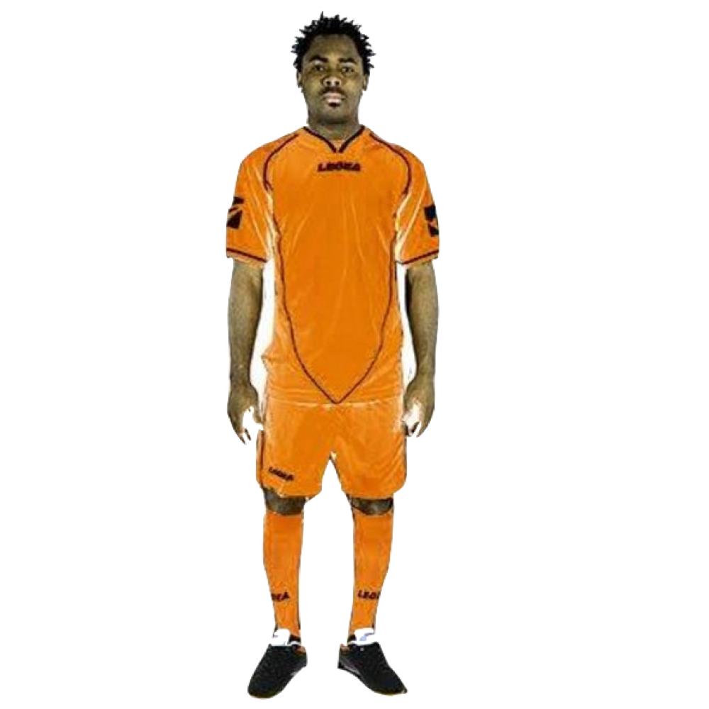Fotbalový dres komplet LEGEA Scudo oranžový