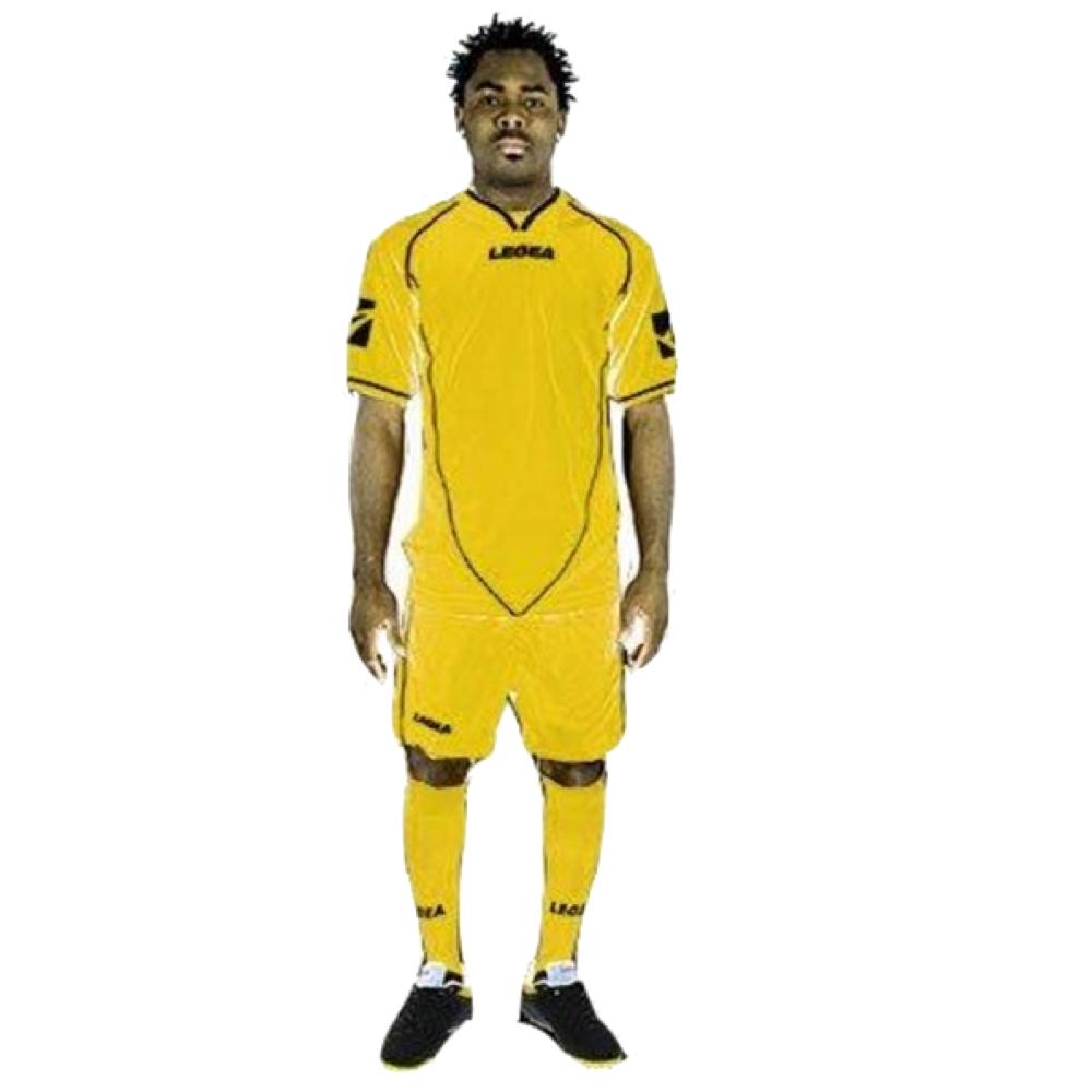 Fotbalový dres komplet LEGEA Scudo žlutý