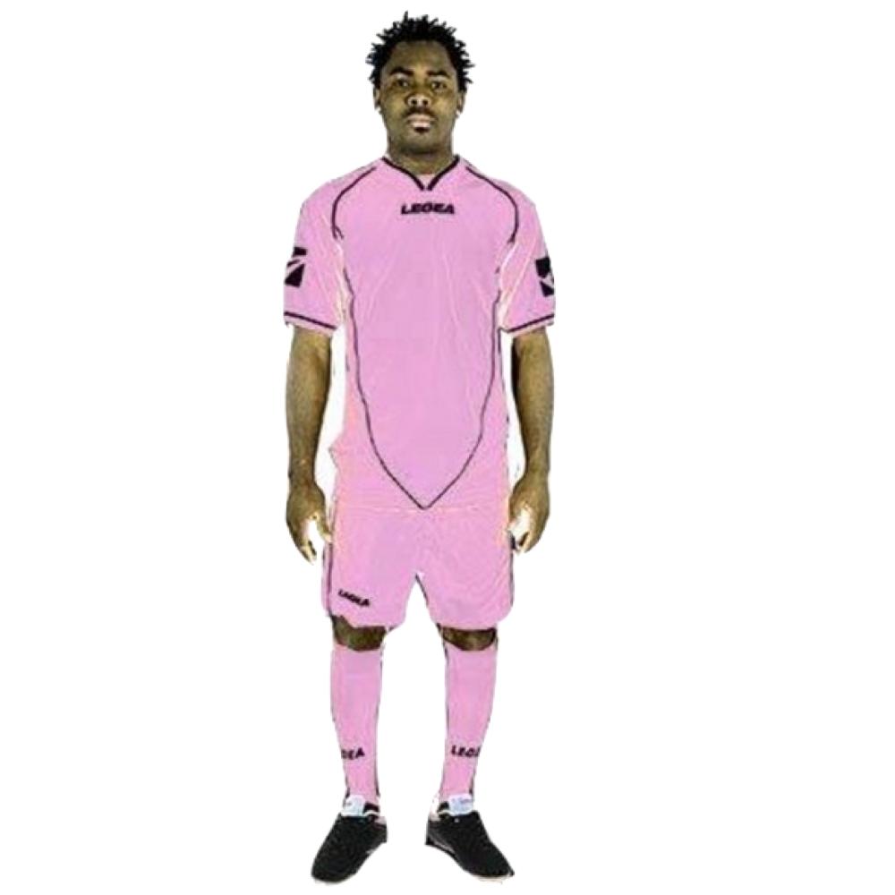 Fotbalový dres komplet LEGEA Scudo růžový