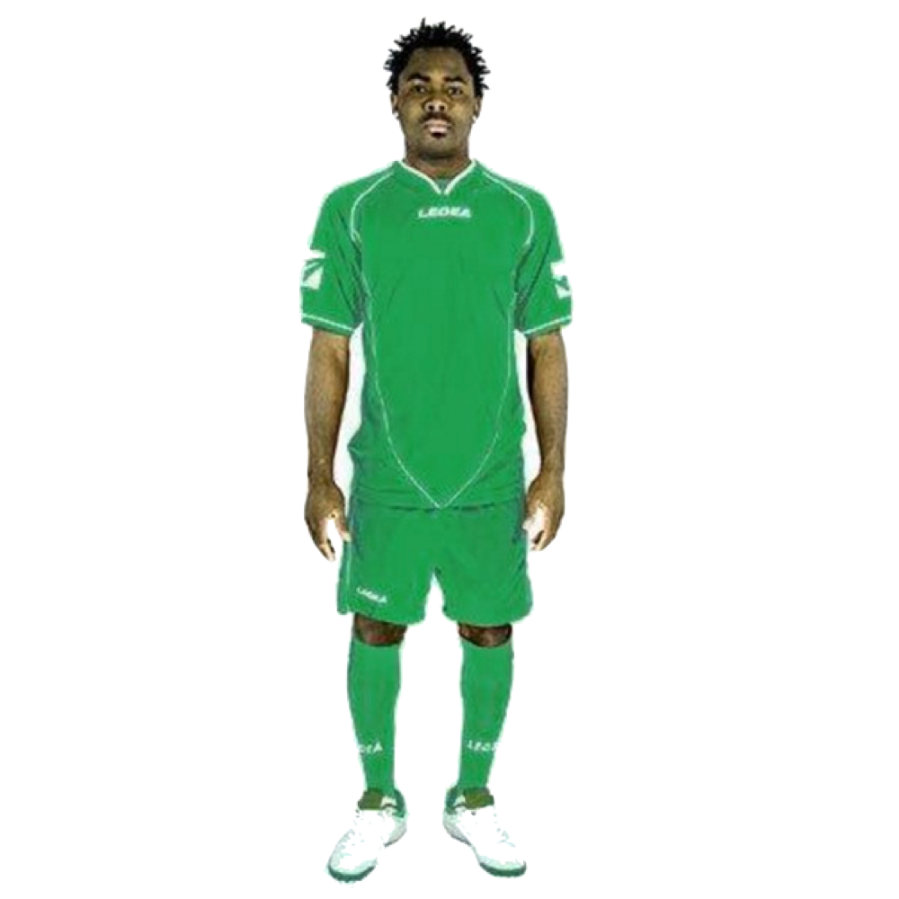 Fotbalový dres komplet LEGEA Scudo zelený