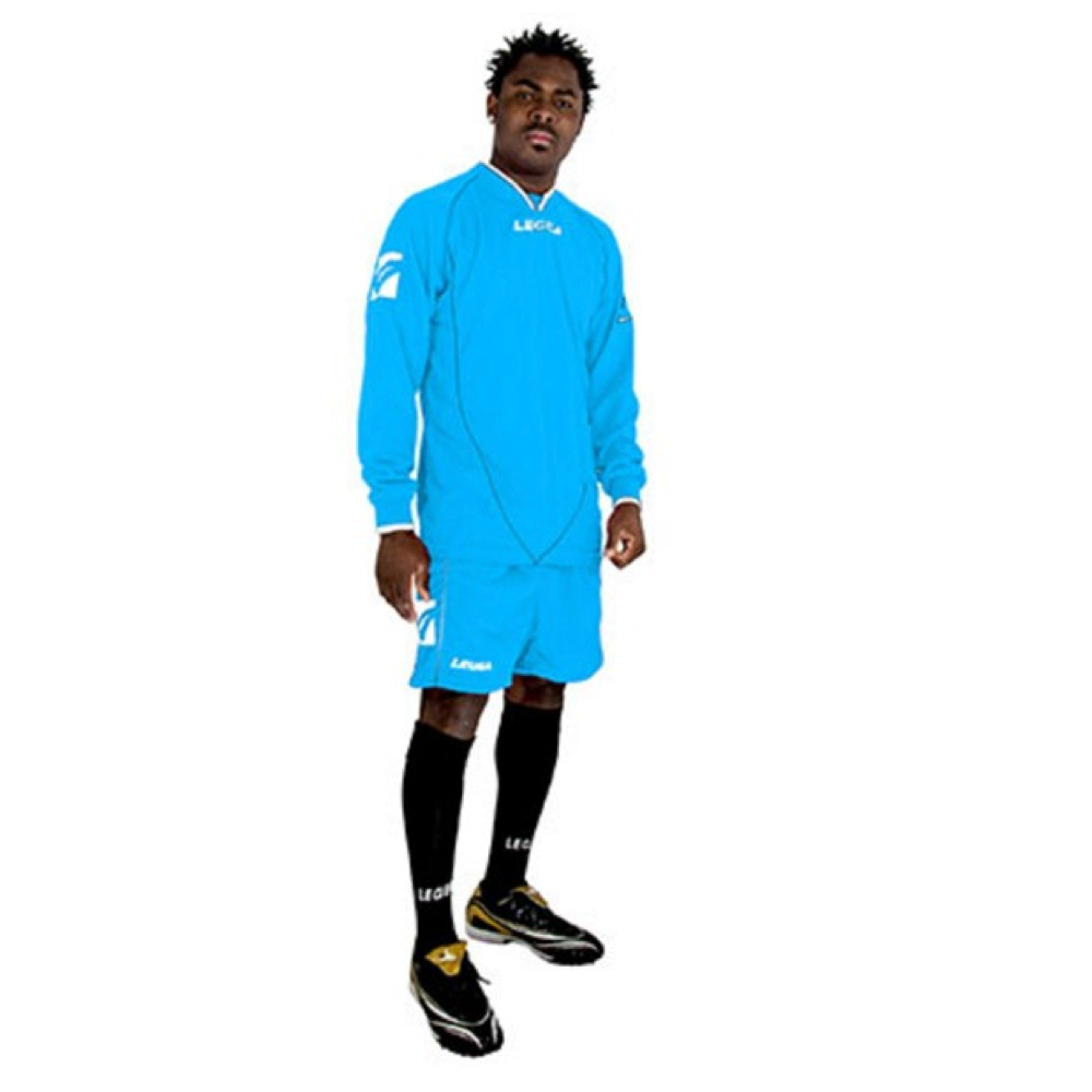 Fotbalový dres komplet LEGEA Londra modrý