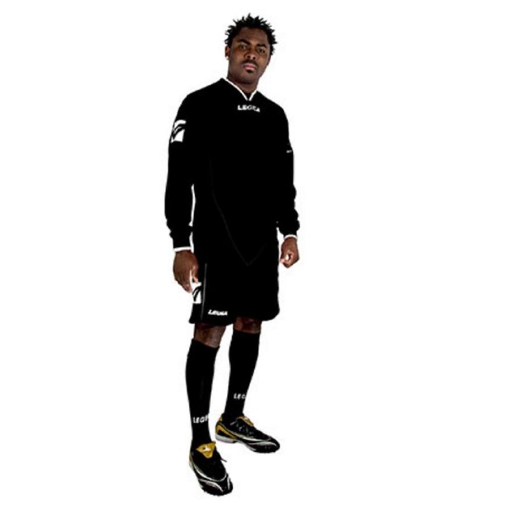Fotbalový dres komplet LEGEA Londra černý