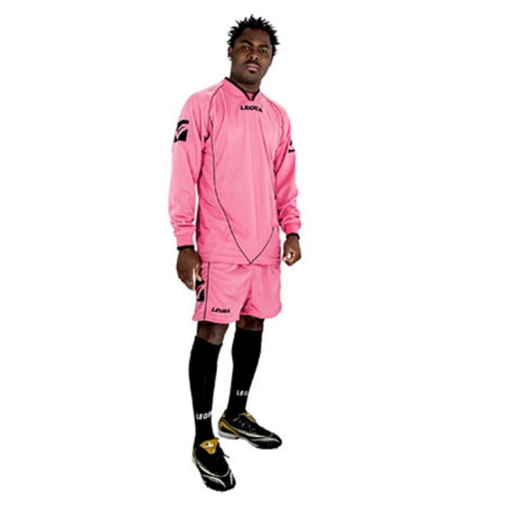 Fotbalový dres komplet LEGEA Londra růžový
