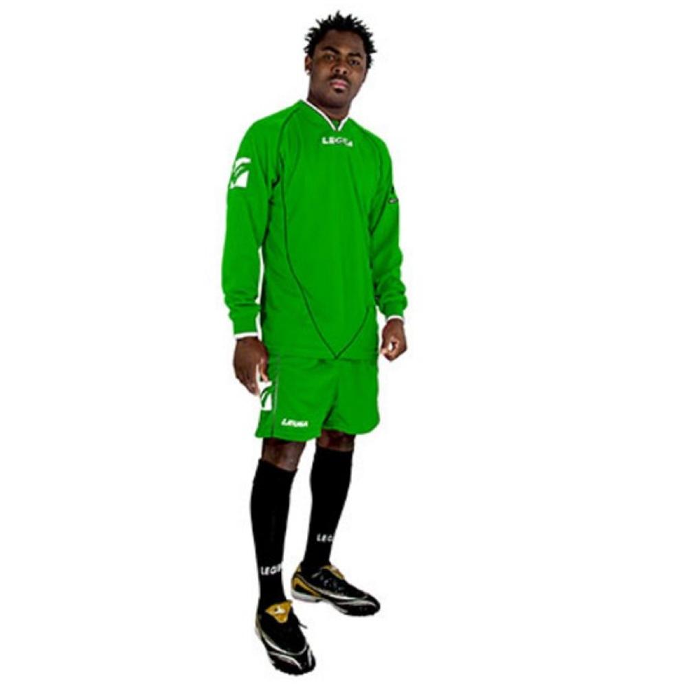 Fotbalový dres komplet LEGEA Londra zelený