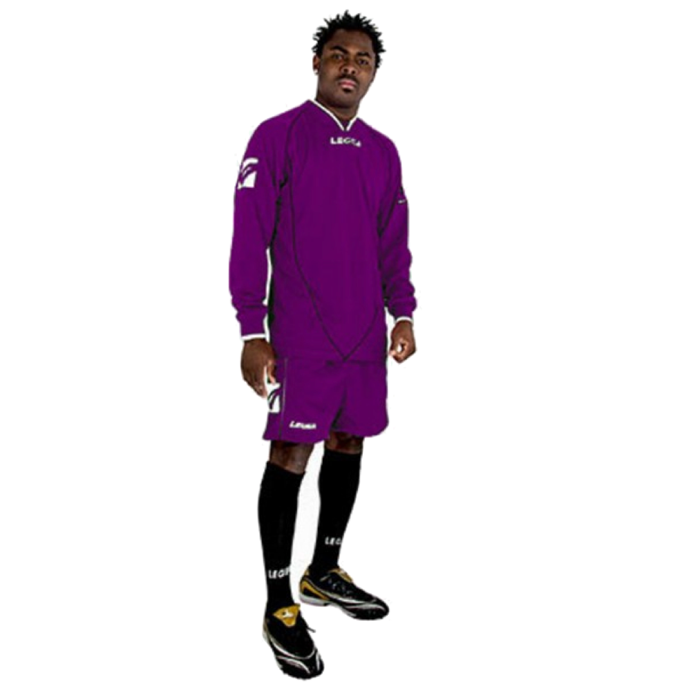 Fotbalový dres komplet LEGEA Londra fialový